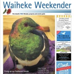 NBR features in the Weekender